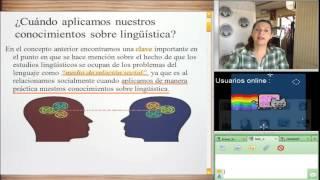 Curso de Lenguaje 1 (Programa de capacitación para entrar a la U )