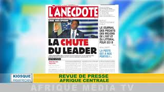 KIOSQUE PANAFRICAIN DU 09 01 2018 1
