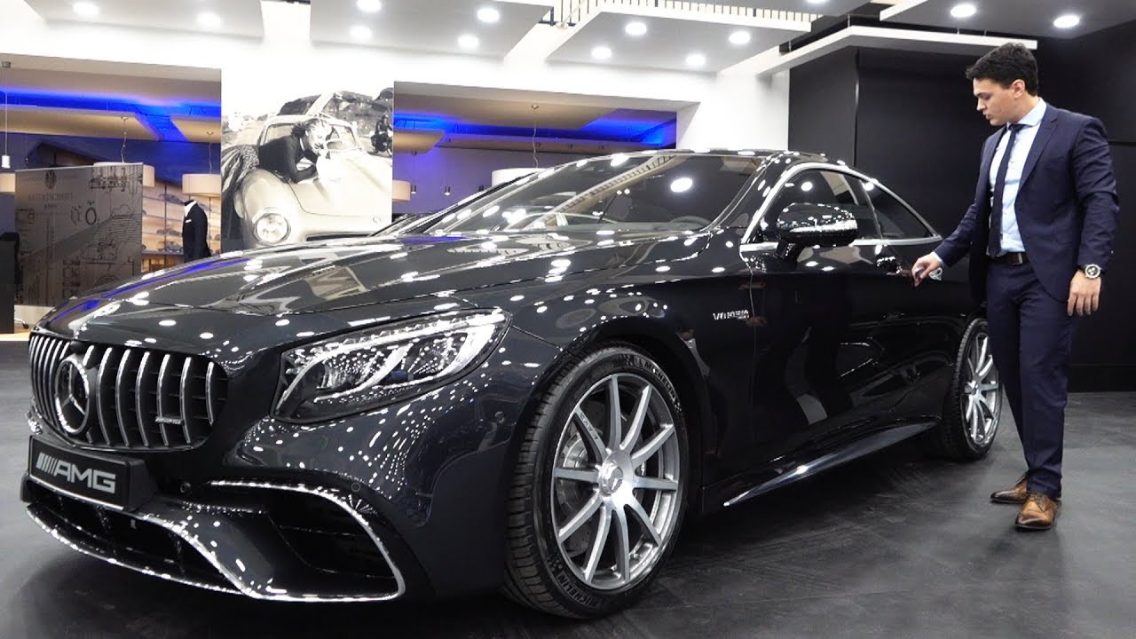 2018 mercedes s class coupe new full review amg s63 4 doovi. Black Bedroom Furniture Sets. Home Design Ideas