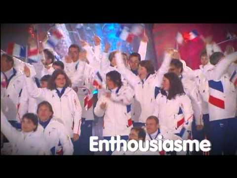 clip officiel de la fédération française handisport