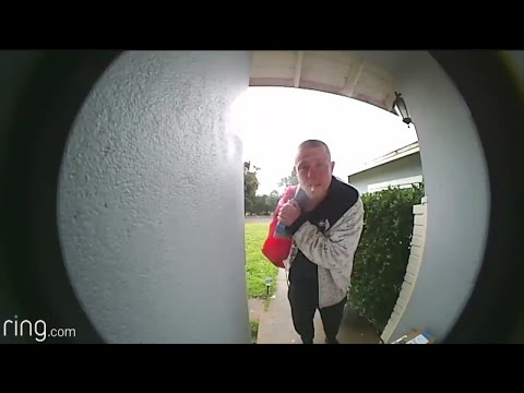 Citrus Heights Police Searching For Package Thief