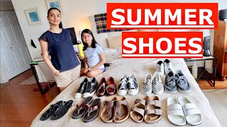 SUMMER SHOES | Wife and Daught…