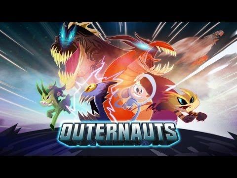 Outernauts - Universal - HD (Sneak Peek) Gameplay Trailer