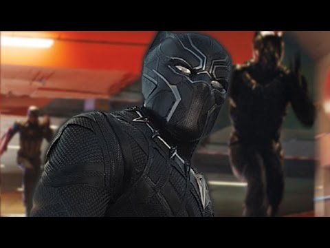 Black Panther's Role In Captain America: Civil War Revealed - Collider