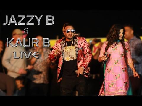 Kaur B  &  Jazzy B | Full HD Live Show | Samrala | 2017