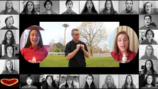 """""""This Is Who We Are"""" by Mark Burrows, performed by the Children's Chorus of Carroll County"""