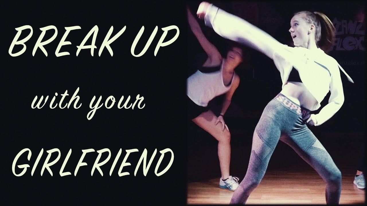 Break Up With Your Girlfriend Im Bored Tanzalex Jazz Funk Class