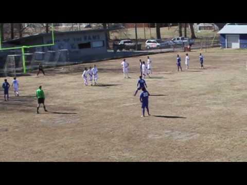 Rios penalty kick