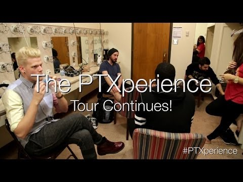 The PTXperience Episode 4 Tour Continues!