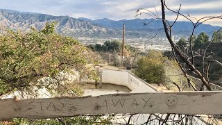 The Abandoned Mountain Top Pool In Griffith Park YouTube Videos