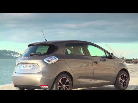 Renault Zoé Edition One Bose : présentation vidéo