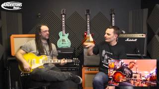 The Capt chats about his 58 Les Paul....