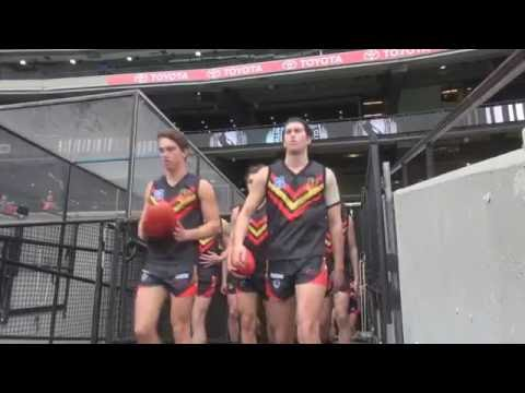 2016 Herald Sun Shield Grand Final Mini Movie