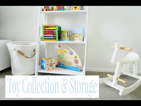 Toy Collection & Storage | 1 Year Old Twin Boys