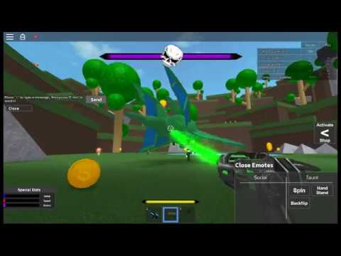 ROBLOX - Boss Battle Mini-Games 3: Versus Duke Fishron ...