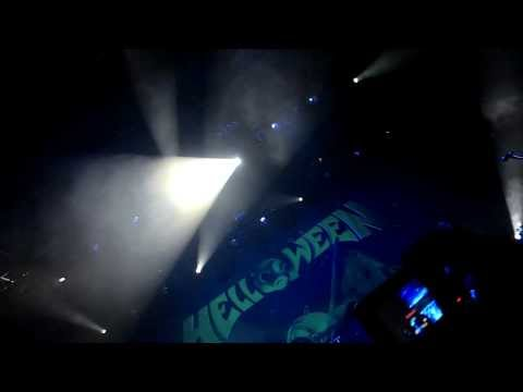 Helloween - waiting for the thunder + steel tormentor, Monterrey 21/11/2013