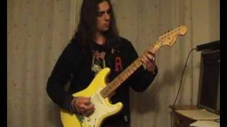 Powerslave Iron Maiden cover