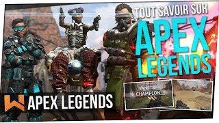 Apex Legends : Présentation & Gameplay ! (Battle Royale Gratuit PS4, Xbox & PC) FR