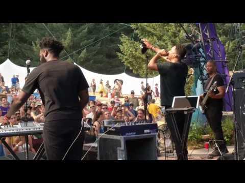 Black Milk and Nat Turner - Live at Pickathon 2017