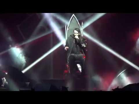 Marilyn Manson - Praha/Prague [Tipsport Arena, 19.11.2017]