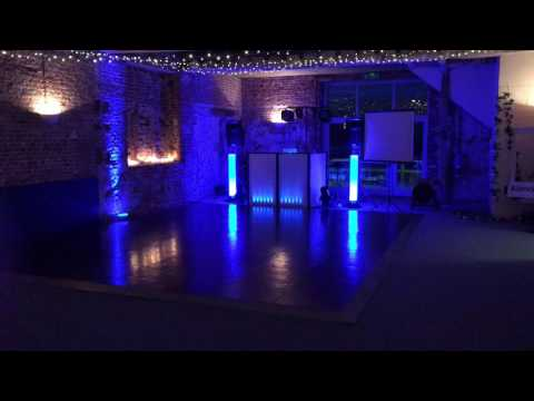 NYE Uplighting - If You Need a DJ