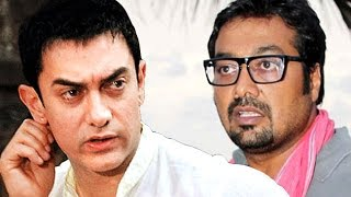 Anurag REACTS On Aamir's Comment On AIB Roast