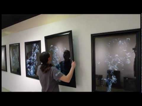 2012 BFA Photography Thesis installation.mp4
