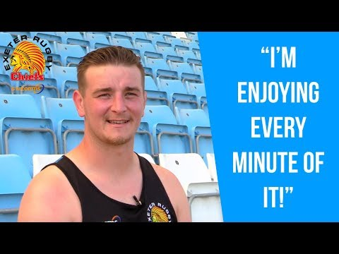 """I'm enjoying every minute of it!"" Stan South Pre-Season Interview"