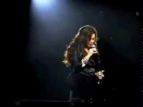 Jenni Rivera - Paloma Negra Arena Monterrey 8-Diciembre ...