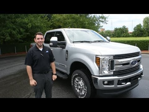 First  Ford F- Super Duty!