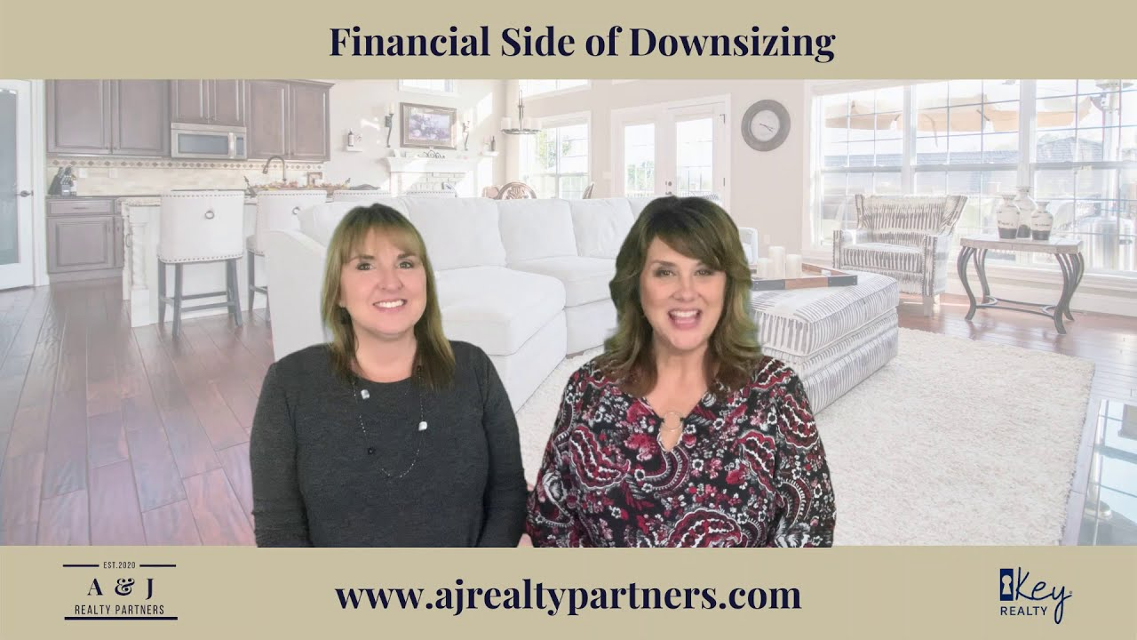 Financial side of downsizing