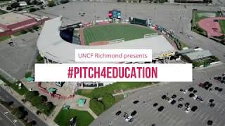 2018 UNCF #pitch4education   August 31   Flying Squirrels Baseball