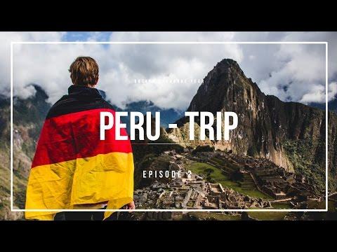 PERU - TRIP | COLCA, AREQUIPA, PUNO, CUSCO || RYE 16-17 | Episode 2 || HendriksPics