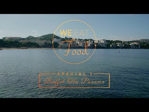 We Eat Food - Special 1 - Buffet at Ola Hotel Panama in Mallorca
