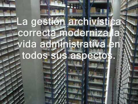 Sistema de Gestión Documental from YouTube · Duration:  7 minutes 11 seconds