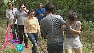 Kris TV: Janella is afraid of butterflies