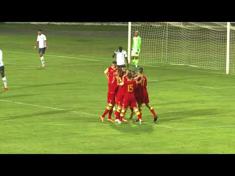 Montenegro U21 vs France U20, highlights