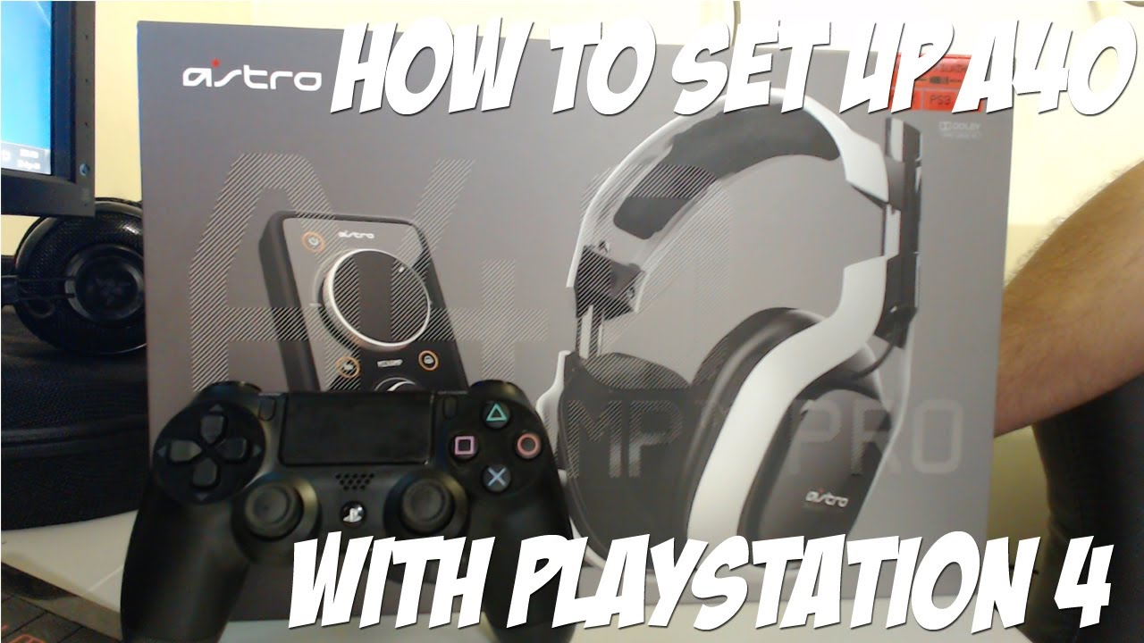 how to get atro to work wit ps4