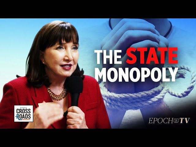 Jo Jorgensen: State Monopolies Are Whittling Down America's Freedoms | Clip
