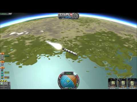 Easy Guide To Orbiting in Kerbal Space Program (updated for v0.11)