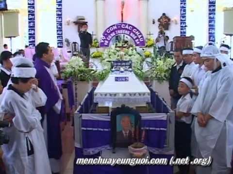 Thánh Lễ An Táng Ông Cố Giuse Nguyễn Văn Khánh