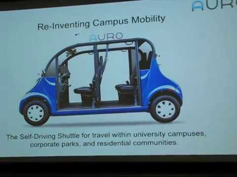 Home Brew Robotics Club Meeting - Feb 2017 - Talk by AURO Shuttles
