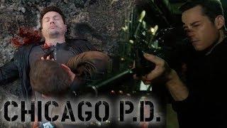 Man Hunt Gets Dawson Shot | Chicago P.D.