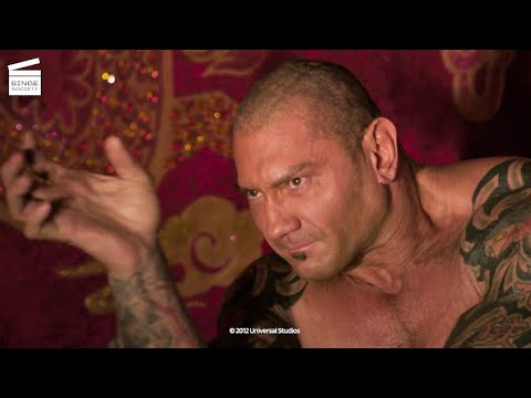 Download The Man with the Iron Fists: The Blacksmith VS Brass Body HD CLIP