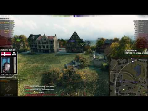 ^^| The actual Panther Tank in WoT. Stream Highlight