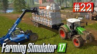 3 KAT PALET VE KAZA ! | Farming Simulator 17 Türkçe #22