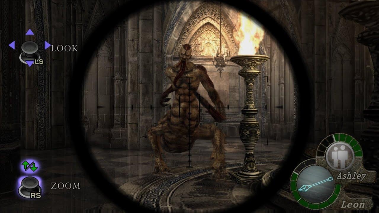 """Resident evil 4 - Mod Arrange + parche de munición - Parte 44 - 2 lanzacohetes para un """"IT""""!!"""