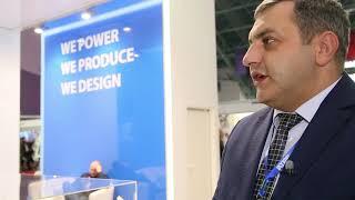 Обзор стенда Азербайджана на выставке EnergyExpo 2019