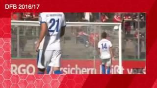 فيديو.. كأس ألمانيا | ليفركوزن يلحق بالبايرن و فولفسبورج إلي الدور الثاني من كأس ألمانيا