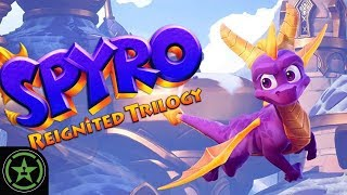 AH @ E3 - Spyro Reignited Trilogy - First Look Gameplay